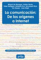 La comunicación: De los orígenes a internet (ebook)