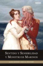 Sentido y sensibilidad y monstruous marinos (ebook)