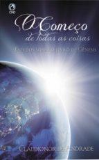 O Começo de Todas as Coisas (ebook)