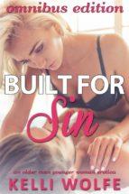 Built for Sin: Omnibus Edition (ebook)