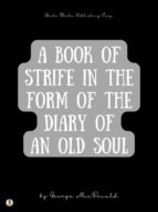The Diary of an Old Soul (ebook)