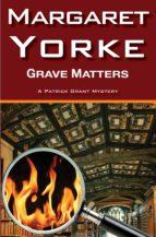 Grave Matters (ebook)