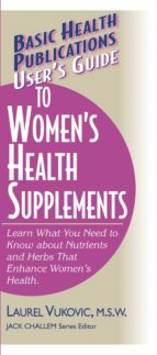 User's Guide to Women's Health Supplements (ebook)