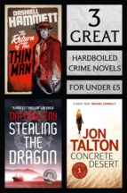 3 Great Hardboiled Crime Novels (ebook)