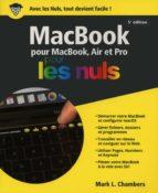 MacBook, 5e édition Pour les Nuls (ebook)