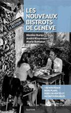 Les Nouveaux Bistrots de Genève - 7ème édition (ebook)