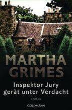 Inspektor Jury gerät unter Verdacht (ebook)