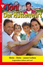 Toni der Hüttenwirt 213 – Heimatroman (ebook)