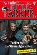 Der exzellente Butler Parker 9 – Kriminalroman (ebook)