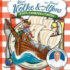 Herr Wolke und sein Freund Alfons:  Zimt, Tomaten & Piraten (ebook)
