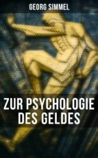 Georg Simmel: Zur Psychologie des Geldes (ebook)