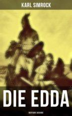Die Edda (Vollständige deutsche Ausgabe) (ebook)
