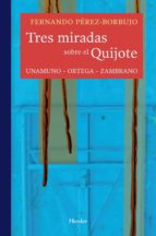 Tres miradas sobre el Quijote (ebook)