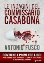 Le indagini del commissario Casabona (ebook)