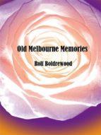 Old Melbourne Memories (ebook)