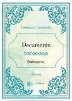 Decamerón (ebook)