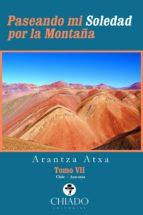 Paseando mi soledad por la montaña. Tomo VII (ebook)