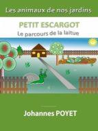 PETIT ESCARGOT : LE PARCOURS DE LA LAITUE