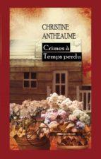Crimes à Temps perdu (ebook)