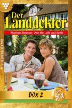 Der Landdoktor Jubiläumsbox 2 - Arztroman (ebook)
