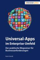 Universal-Apps im Enterprise-Umfeld (ebook)