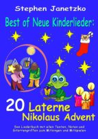 BEST OF NEUE KINDERLIEDER - 20 LATERNE NIKOLAUS ADVENT
