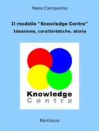 """Il modello """"Knowledge Centre"""". Ideazione, caratteristiche, storia (ebook)"""
