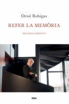Refer la memòria (ebook)