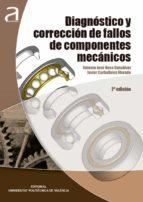 DIAGNÓSTICO Y CORRECCIÓN DE FALLOS DE COMPONENTES MECÁNICOS