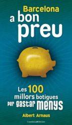 Barcelona a bon preu (ebook)