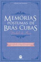 Memórias póstumas de Brás Cubas - Com questões comentadas de vestibular (ebook)