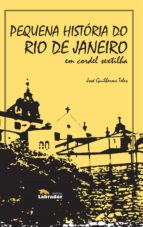 PEQUENA HISTÓRIA DO RIO DE JANEIRO EM CORDEL SEXTILHA
