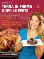 Torna in forma dopo le feste (ebook)