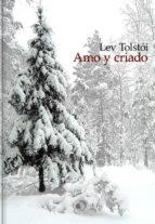 AMO Y CRIADO - LEV TOLSTÓI