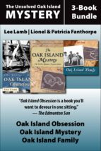 The Unsolved Oak Island Mystery 3-Book Bundle (ebook)