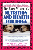 Dr. Earl Mindell's Nutrition and Health for Dogs (ebook)