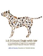 1-2-3 Count Dogs with Me (ebook)