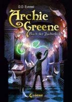 Archie Greene und der Fluch der Zaubertinte (ebook)