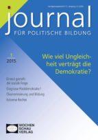 Wie viel Ungleichheit verträgt die Demokratie? (ebook)
