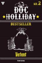 Doc Holliday Bestseller 2 – Western (ebook)