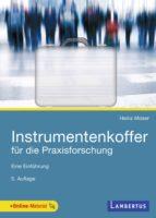 Instrumentenkoffer für die Praxisforschung