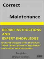 REPAIR INSTRUCTIONS FOR TURBOCHARGERS
