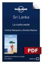 Sri Lanka 2_3. La costa oeste (ebook)