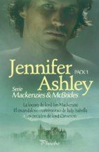 Serie Mackenzies/McBrides. Pack 1 (ebook)