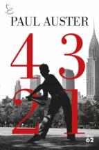 4 3 2 1 (Edició en català) (ebook)