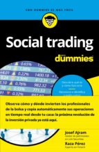 Social trading para Dummies (ebook)