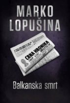 Balkanska smrt (eBook)