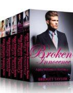 Broken Innocence: Alpha Billionaire Romance Boxed Set  (ebook)
