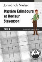 Mystère Edimbourg et Docteur Stevenson (ebook)