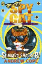 Spy Cat: Summer Shocker! (ebook)